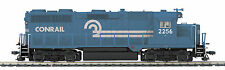 MTH HO Trains #2256 Conrail GP-35 Diesel Engine w' Proto Sound 3.0 80-2239-1