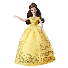 Disney Beauty and the Beast Movie Ball Gown Belle Doll Emma Watson 2017 NEW