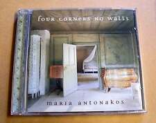 Maria Antonakos - Four Corners No Walls - ( 4 ) - CD Album CDs - Passengers …