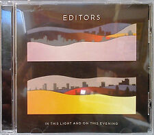 Editors - In This Light And On This Evening (CD 2009)