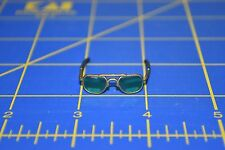 "1:6 Green Tinted Gold Aviator Sunglasses Eyewear for 12"" Action Figures C-216"