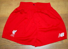New Balance Liverpool home shorts (For Age 5/6)