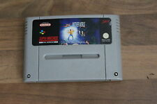 ANOTHER WORLD - Super Nintendo SNES - CART ONLY - RARE GAME