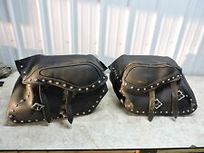 02 Polaris Victory V92C Kingpin Custom saddlebags saddle bags luggage