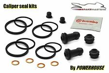 Aprilia ETV 1000 Caponord 01-03 front brake caliper seal kit 2001 2002 2003