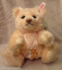 """❤STEIFF SWAROWSKI CRYSTAL TEDDY 2007 BEAR JEWELS 669873 10""""LT ED Mohair JOINTED❤"""