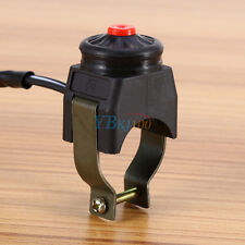 Universal Kill Switch Horn Button Stop 22mm Handlebar For Motorcycle Motorbike
