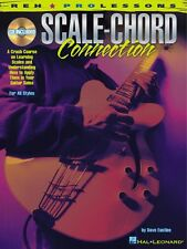 Scale-Chord Connection - REH Publications Book and CD NEW 000695659