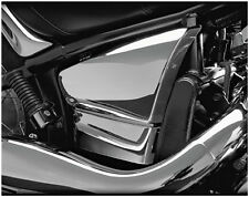 Show Chrome Side Covers Upper Fits Kawasaki VN900 Vulcan 900 Classic 71-311