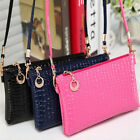 Fashion Elegant 3 Colors Hot Handbag Tote Lady PU Leather Shoulder Bags