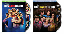 New Sealed The Big Bang Theory - The Complete Seventh and Eighth Season DVD 7 8