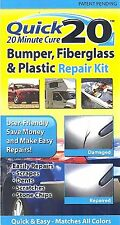 Quick 20 Bumper Fiberglass and Plastic Repair Kit
