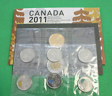 2011 Canada special edition  Uncirculated Set  In Original Packaging