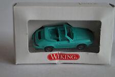 Wiking Modellauto 1:87 H0 Porsche Carrera 4 Cabrio Nr. 16501