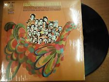 33 RPM Vinyl Something Festive Winter Wonder A&M Records SP19003 Stereo 051215SM