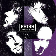 Phish  - Undermind (CD/DVD, Jun-2004, Elektra (Label)