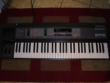 1989 Ensoniq EPS-RARE with 4  X's Memory UPGRADE