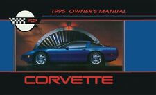1995 Chevrolet Corvette Owners Manual User Guide Reference Operator Book Fuses