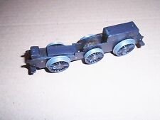 HORNBY 00 MODEL RAILWAY TRACK LAYOUT 0-6-0 ENGINE CHASSIS AND WHEELS + BRASS COG