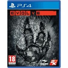 Evolve Game PS4 Brand New