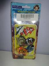 Toyway Wonder World of Nature TROPICAL FISH Marine Dory Tang Angel Colorful
