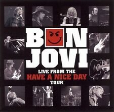 Live from the Have a Nice Day Tour [EP] by Bon Jovi (CD, 2006, Island (Label))