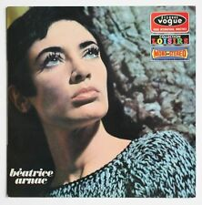 BEATRICE ARNAC La rue saint-jean french ORIGINAL vogue LVLXS8730 STEREO FD LP