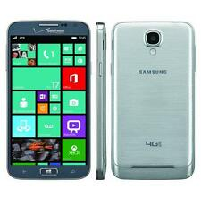 Samsung ATIV SE W750V W750 Silver Smartphone Cell Phone (Page Plus)Straight Talk