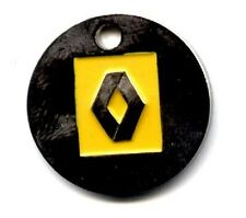 Renault Trolley Token Key Ring Coin Dog Collar Locker Supermarket Golf Marker