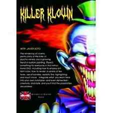 Killer Klown Airbrush Paint DVD Javier Soto Airbrush Action Kustom Series Iwata