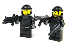 custom Military Special Operations Navy SEALS Minifigures made with LEGO(R)
