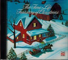 TIME-LIFE - THE TREASURY OF CHRISTMAS - DELUXE SET - 45 SONGS - MINT 2 CD SET