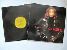 "TERENCE TRENT D'ARBY 2 X 12"" SHE KISSED ME+ DO YOU LOVE ME LIKE YOU SAY PROMO"