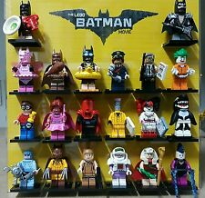Lego 71017 Batman Movie Minifigures Display Board