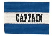 New Champion Junior Youth Soccer Captain Arm Band Fits Most Ages 12 & Under BLUE