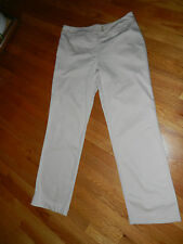 """NORTHERN REFLECTIONS ""BEIGE -KHAKI COTTON PANTS   SIZE 12"