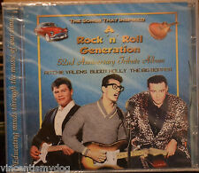 Buddy Holly / Ritchie Valens - Songs That Inspired A Rock 'n' Roll Generation