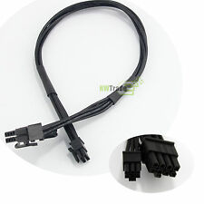 Mini 6-pin to 8-pin PCIe Pci-express Video Card Power Cable for Apple Mac Pro