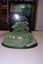Weta Lord of the Rings Collector's Edition Bag End Environment #440 THE HOBBIT