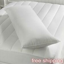 Body Pillow White Full Comfort Pregnancy Maternity Support Mom Bed Rest Cushion