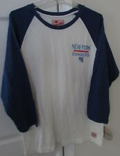 NHL New York Rangers Shirt XL New by Sportiqe