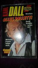 Musikkassette Karl Dall / Alles Paletti - Album