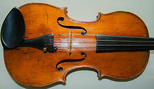 Old Antique Violin lab. Carlo Bergonzzi 1734 - Wittner Geared Pegs fitted.