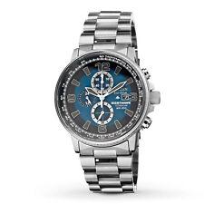 Citizen Eco-Drive Nighthawk Titanium Chronograph Men's Watch CA0500-51L