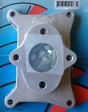 HOLDEN 202 1BBL 5/16 STUD CARBY ADAPTOR PLATE TO HOLLEY 350 2BL CARB CARBURETTOR