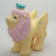 Vintage Hasbro Moondreamers Glow In The Dark Doll Roary Lion Star Finder