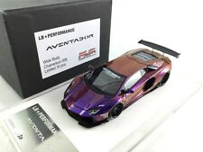 1/43 D&G MS Davis & Giovanni LB Widebody Aventador LP700 Chrome Chameleon