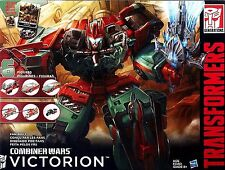 TRANSFORMERS COMBINER WARS FAN-BUILT VICTORION BOX SET