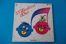 29° ZECCHINO D'ORO LP 1986 FONIT CETRA NUOVO
