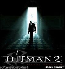 HITMAN 2: SILENT ASSASSIN WINDOWS PC. PULLED FROM BOX. SHIPS FAST AND SHIPS FREE